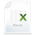 A Microsoft Excel file